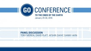 Panel Discussion – Go Conference 2016