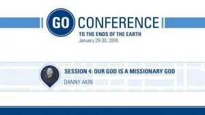 Danny Akin – Go Conference 2016 – Session 4