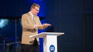 David Hogg – How Jesus Dealt with His Disciples John 16:16-33