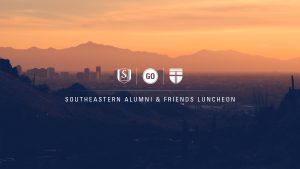 Danny Akin – Southeastern Alumni & Friends Luncheon 2017