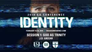 J.D. Greear – God as Trinity – GO Conference 2019