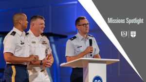 Missions Spotlight – Military Emphasis Week