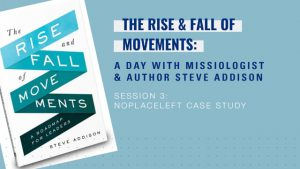 The Rise & Fall of Movements: Session 3: NoPlaceLeft Case Study