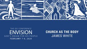 GO Conference 2020 – Session 1 – James White