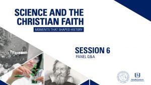 Session 6 – Panel Q&A