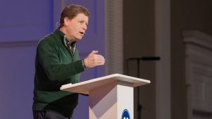 Andy Davis – Conquering Discouragement in Pastoral Ministry – Adams Lecture Series Day 2